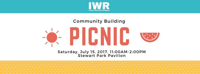 IWR Community Building Picnic